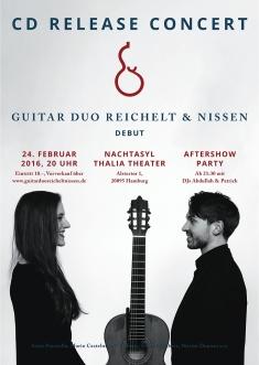 Plakat 'Debut'